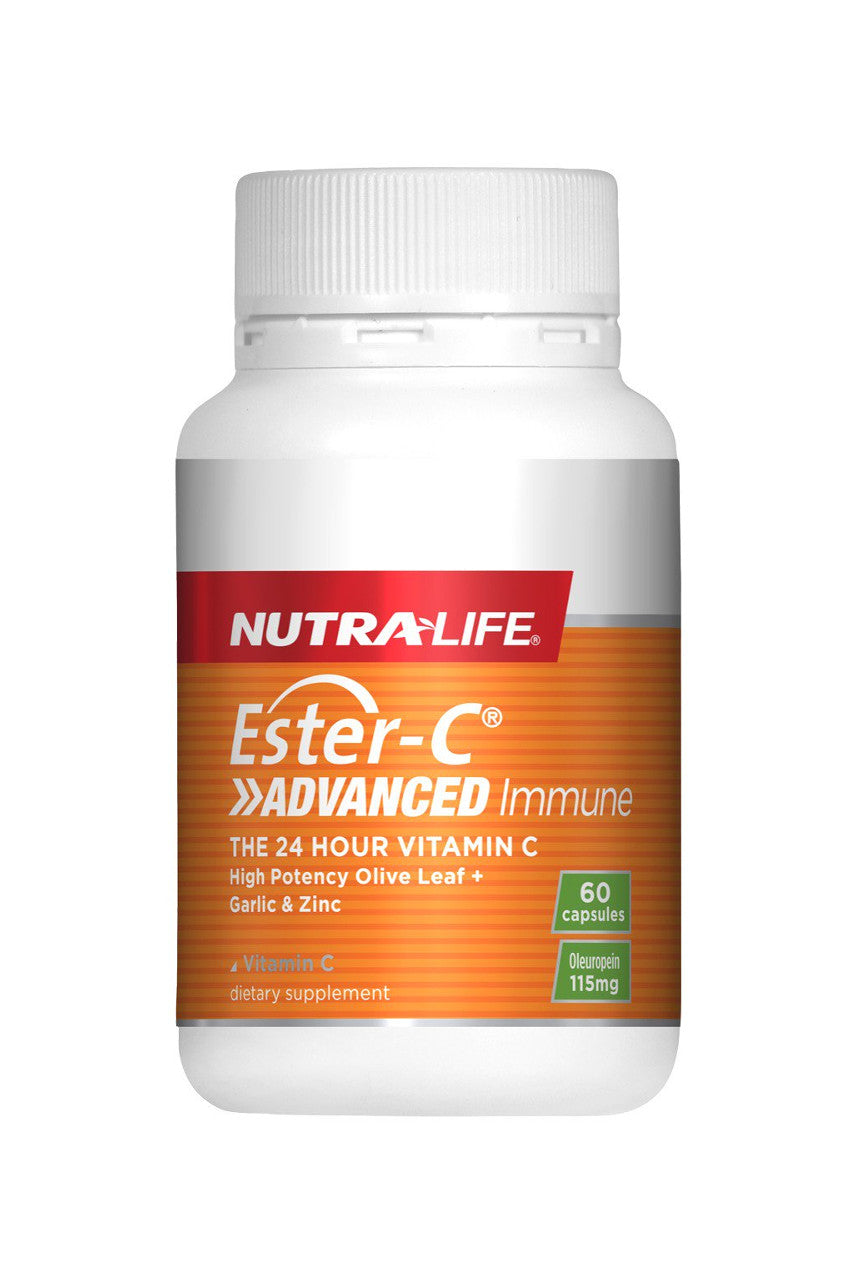 NUTRALIFE Ester C Advanced Immune 60caps - Life Pharmacy St Lukes