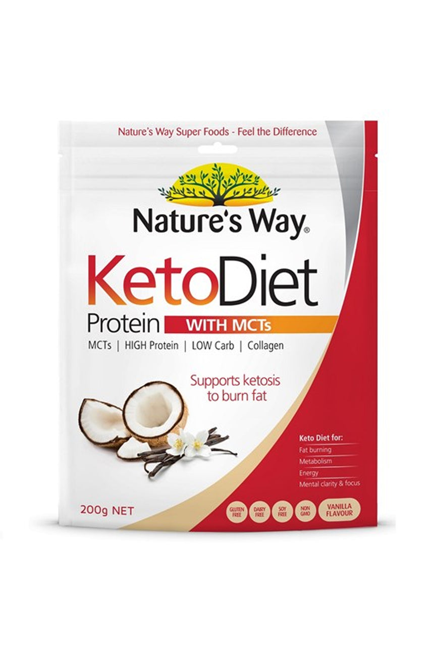NATURE'S WAY Keto Diet Protein 200g - Life Pharmacy St Lukes