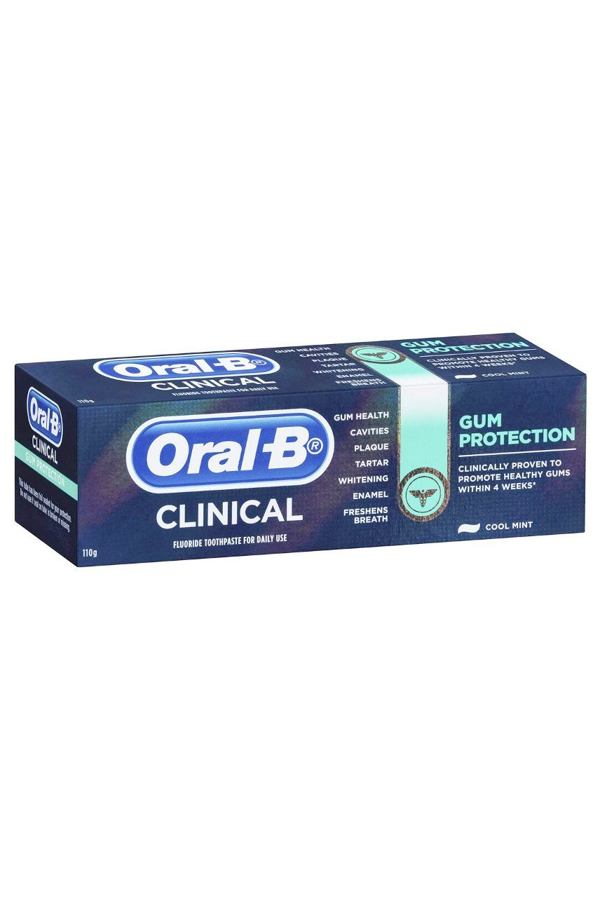 ORAL B Cool Mint Fluoride Paste 110g - Life Pharmacy St Lukes