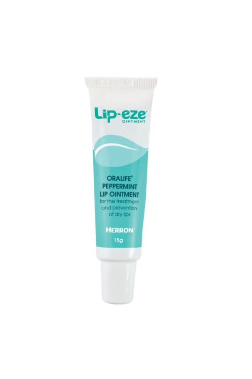 ORALIFE Peppermint Lip Oint. 15g - Life Pharmacy St Lukes