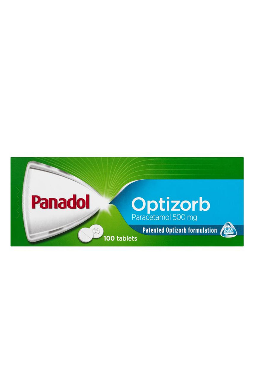 PANADOL Optizorb Tablets 100s - Life Pharmacy St Lukes