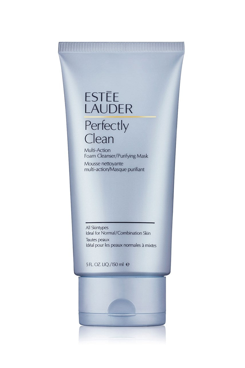 ESTÉE LAUDER Perfectly Clean Multi-Action Foam Cleanser/Purifying Mask 150ml - Life Pharmacy St Lukes