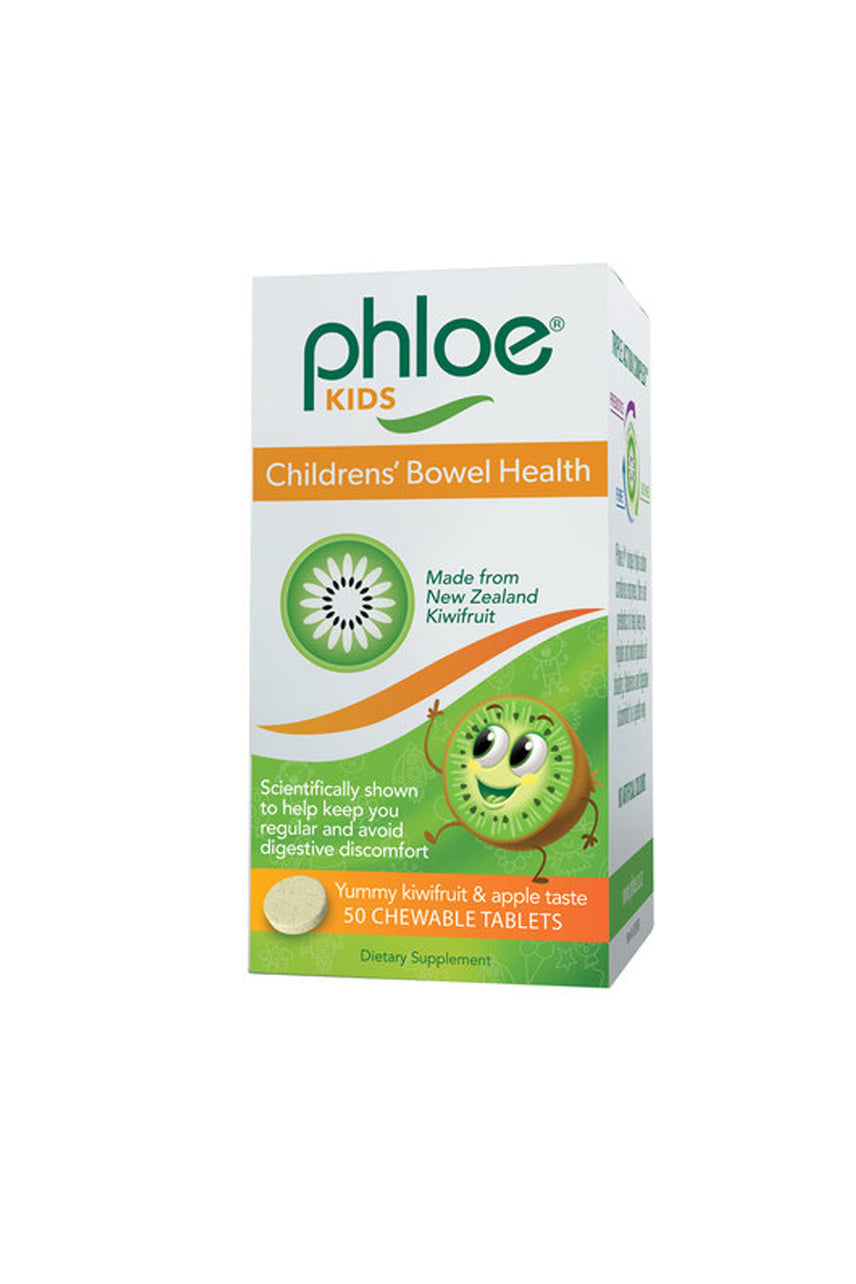 PHLOE Bowel Health Kids Chew 50tabs - Life Pharmacy St Lukes