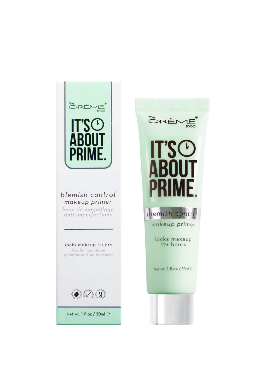 THE CRÈME SHOP It's About Prime Blemish Control Makeup Primer 30ml - Life Pharmacy St Lukes