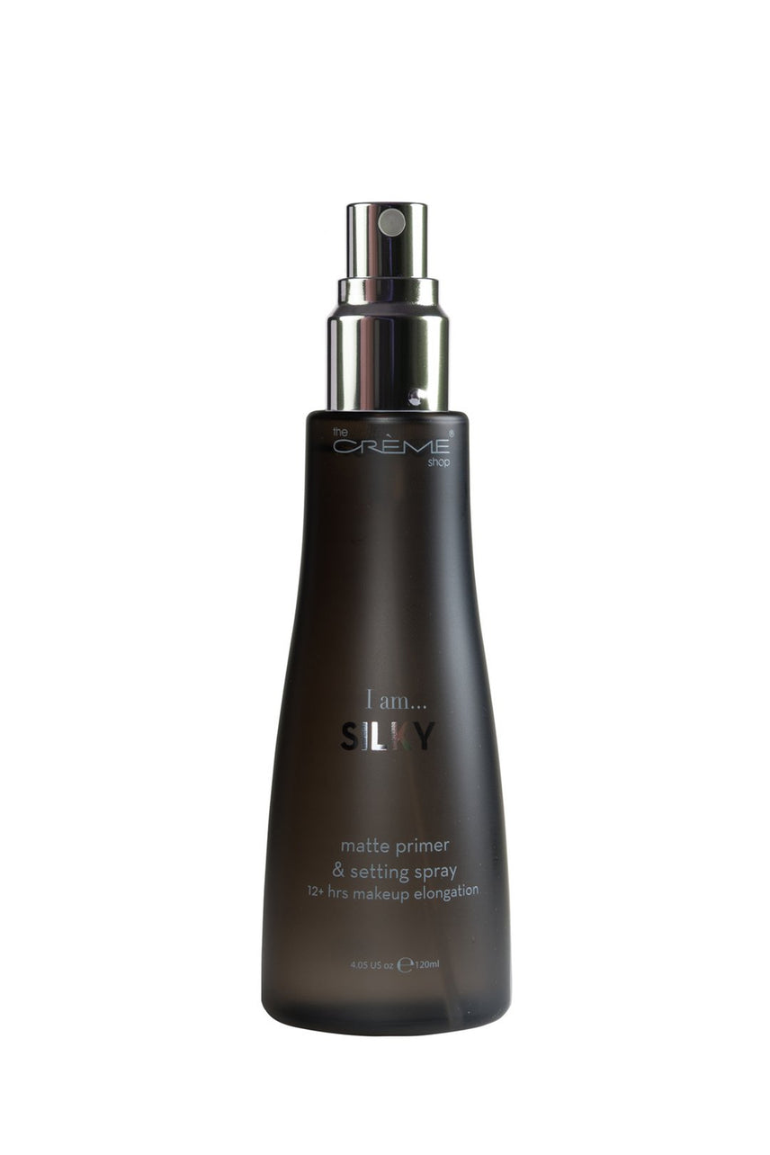 THE CRÈME SHOP I am SILKY Matte Setting & Priming Spray 120ml - Life Pharmacy St Lukes