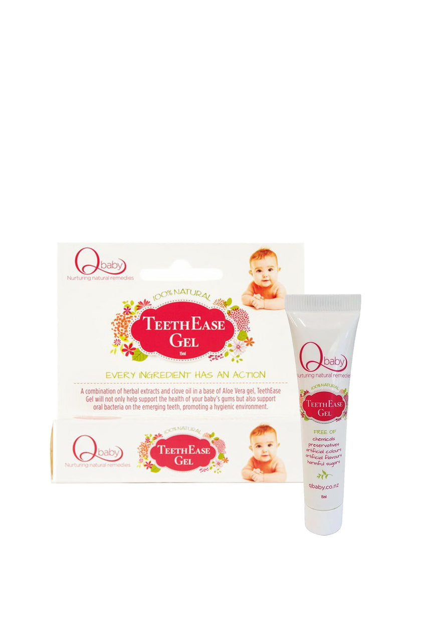 QBaby TeethEase Gel Tube 15ml - Life Pharmacy St Lukes