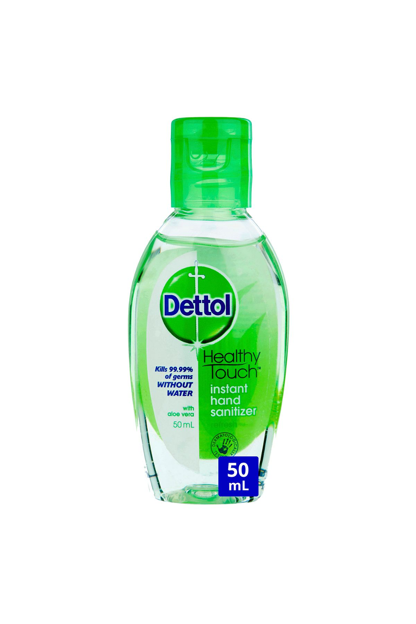 DETTOL Hand Sanitiser Refresh 50ml - Life Pharmacy St Lukes