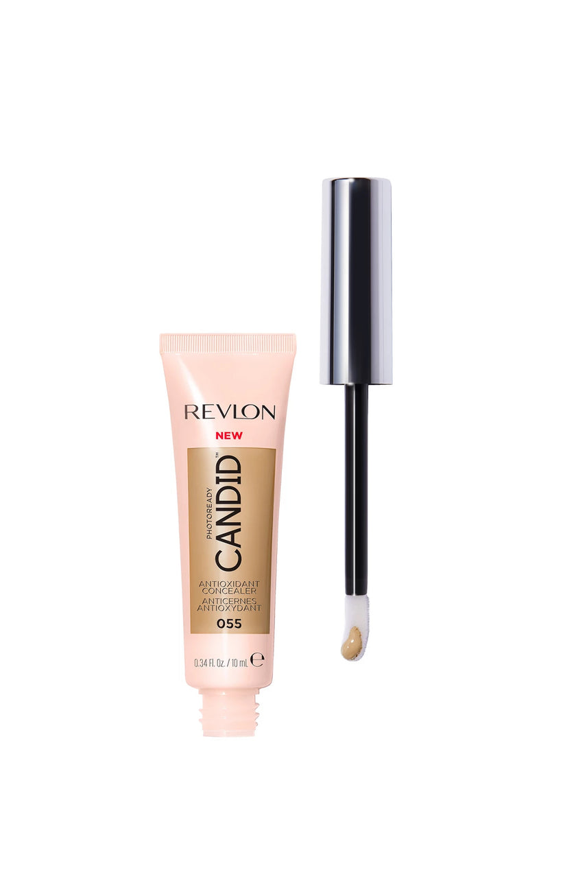 REVLON  PhotoReady Candid Antioxidant Concealer 055 Chestnut 10ml - Life Pharmacy St Lukes
