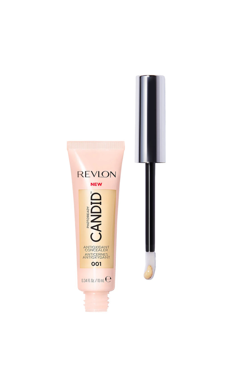 REVLON  PhotoReady Candid Antioxidant Concealer 001 Banana 10ml - Life Pharmacy St Lukes