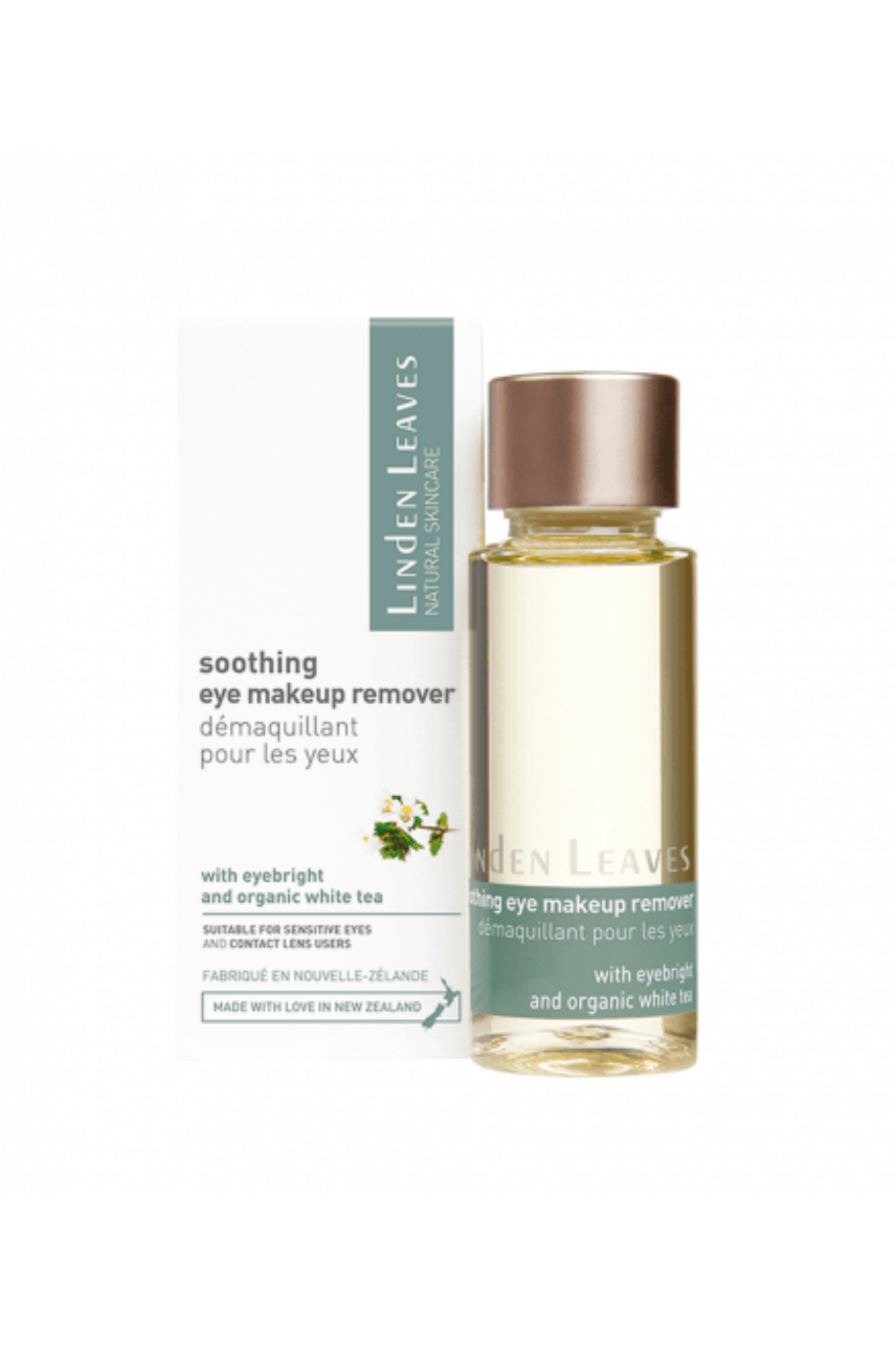 LINDEN LEAVES Soothing Eye Makeup Remover 60ml - Life Pharmacy St Lukes