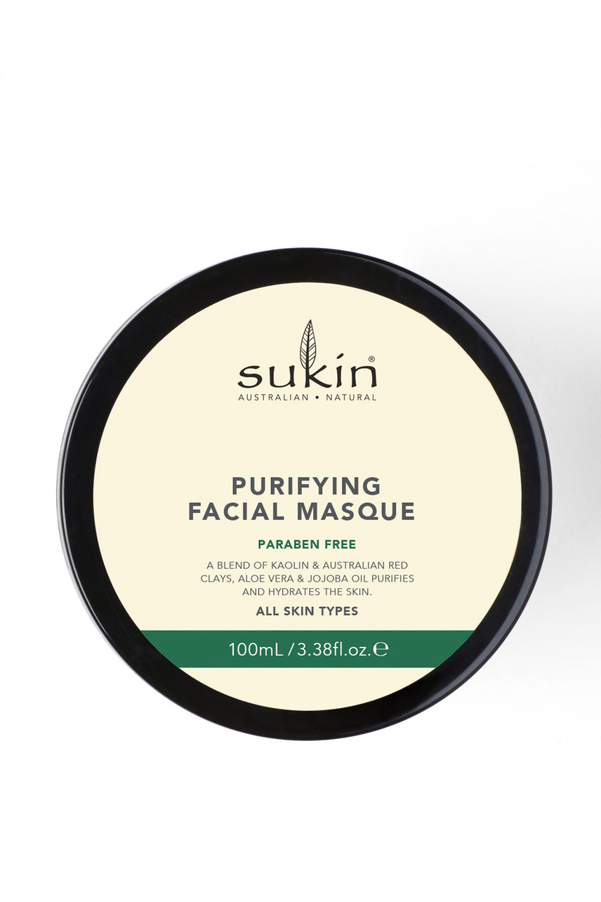 SUKIN Purifying Facial Masque 100ml - Life Pharmacy St Lukes