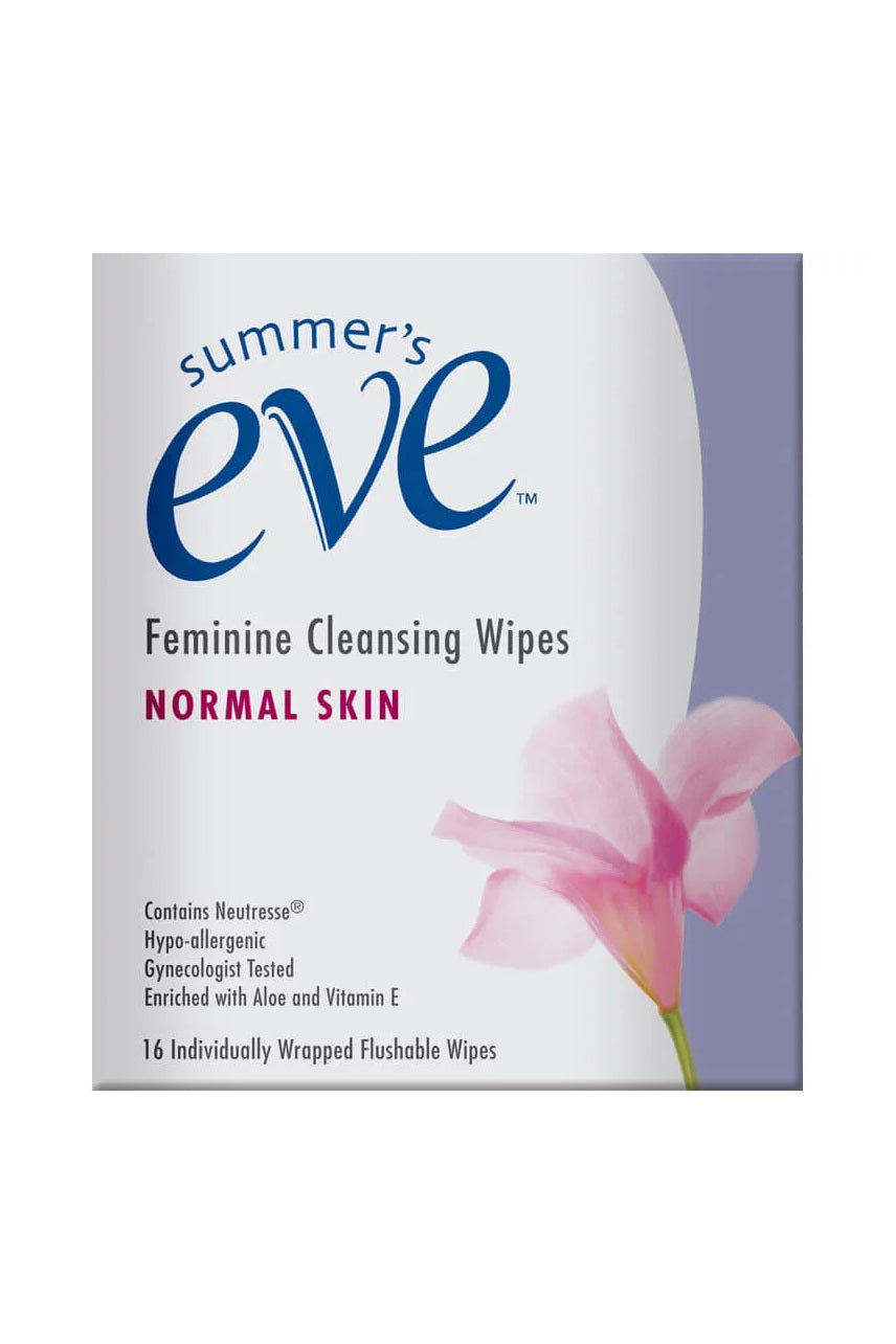 SUMMER'S EVE Wash Cloths 16pk - Life Pharmacy St Lukes
