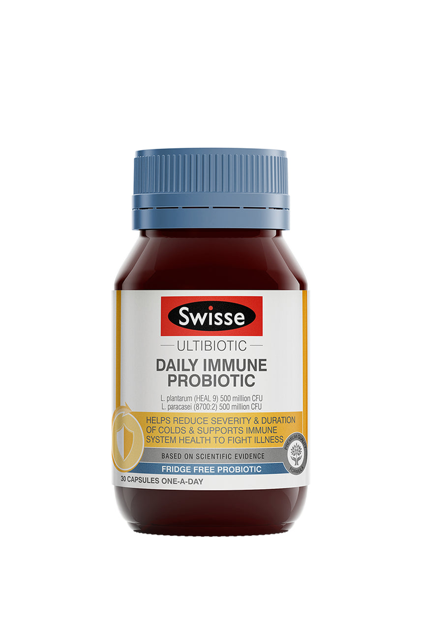 SWISSE Ultibiotic Daily Immune Probiotic  30 Capsules - Life Pharmacy St Lukes