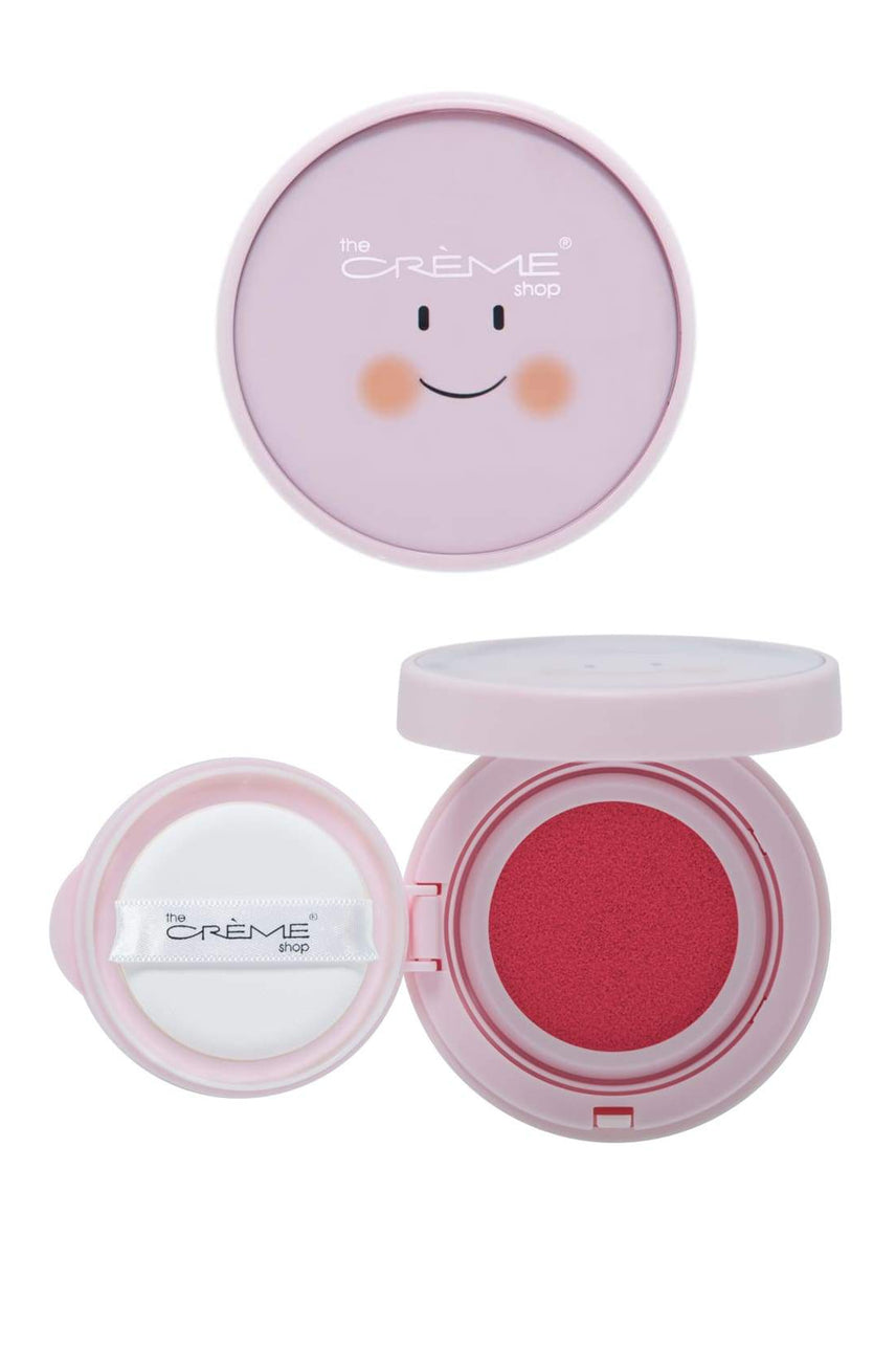 THE CRÈME SHOP  Très Cheek  Cushion Blush Je Ne Sais Coral 15ml - Life Pharmacy St Lukes