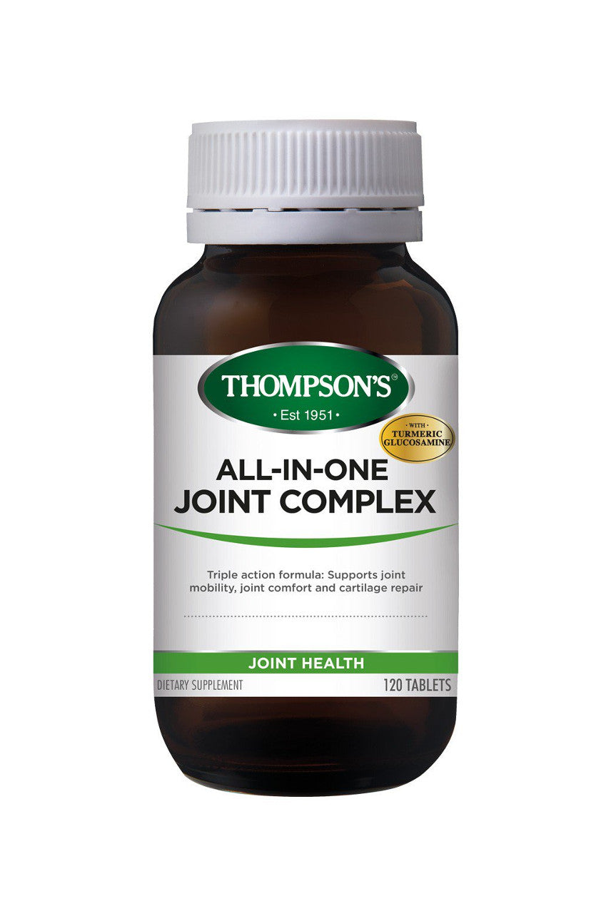 THOMPSONS All-in-One Joint Complex 120tabs - Life Pharmacy St Lukes