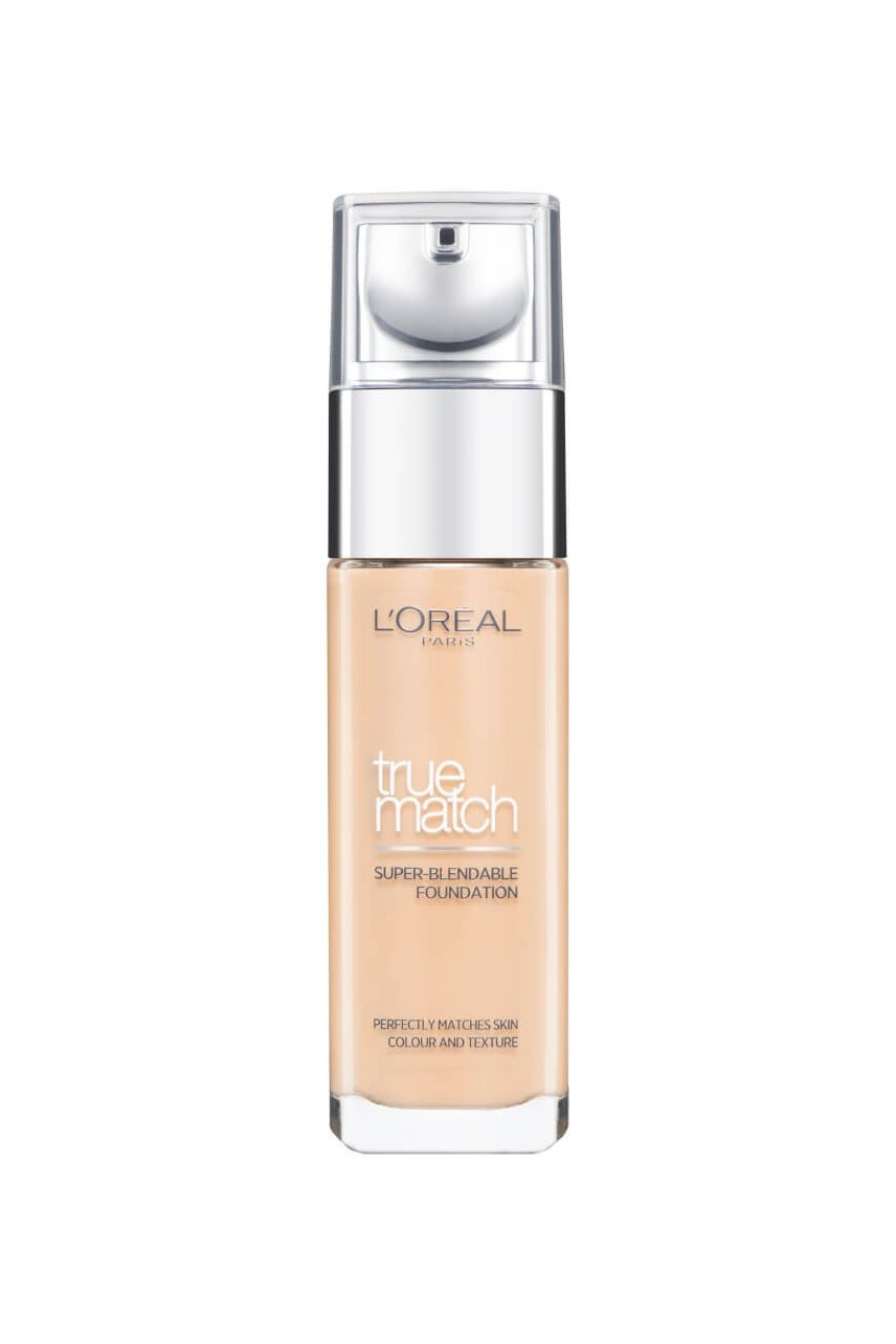 L'Oreal True Match Foundation 3W Golden Beige - Life Pharmacy St Lukes