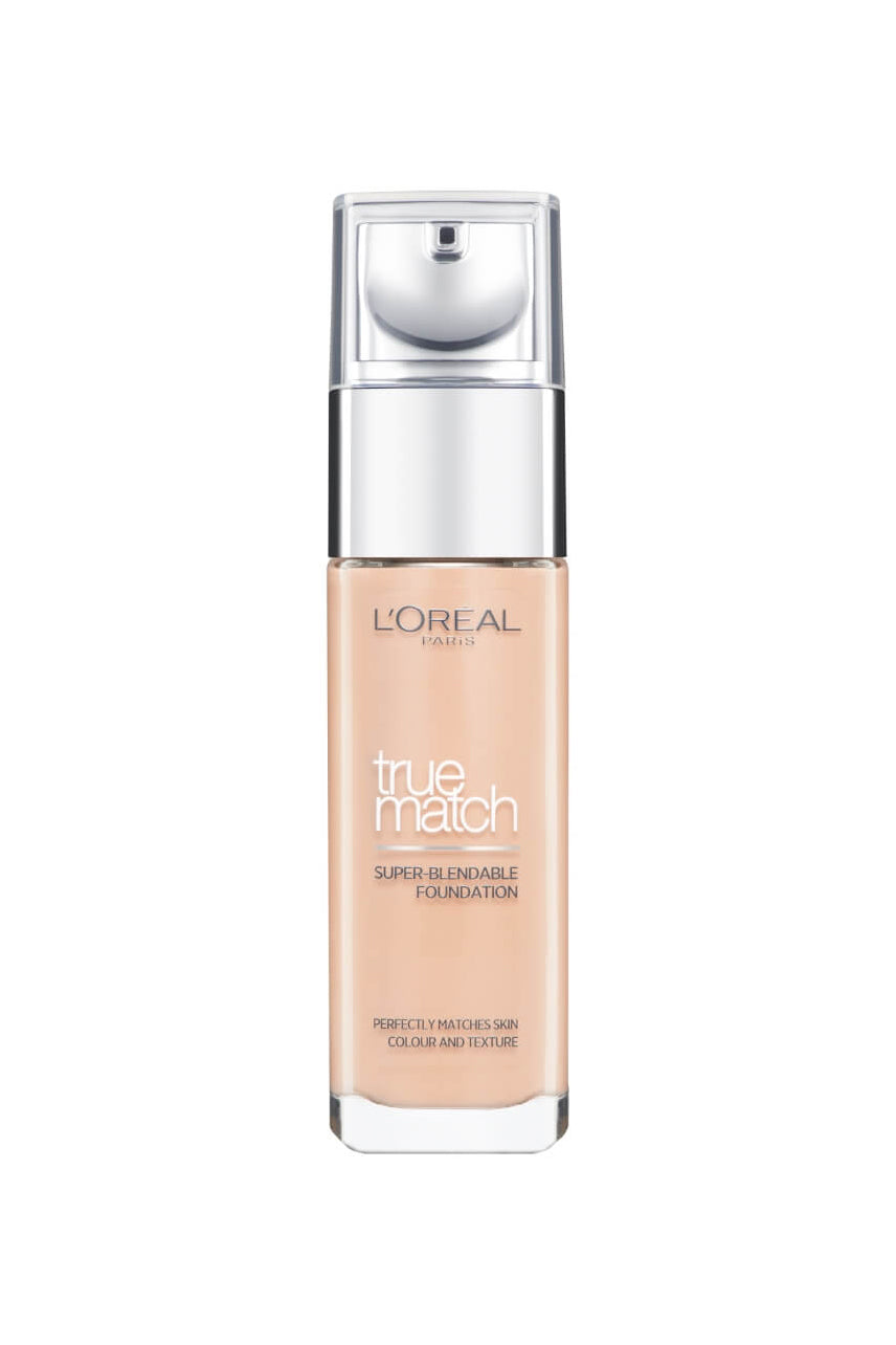 L'Oreal True Match Foundation 5W Golden Sand - Life Pharmacy St Lukes