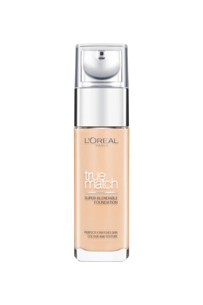 L'Oreal True Match Foundation 4W Golden Natural - Life Pharmacy St Lukes