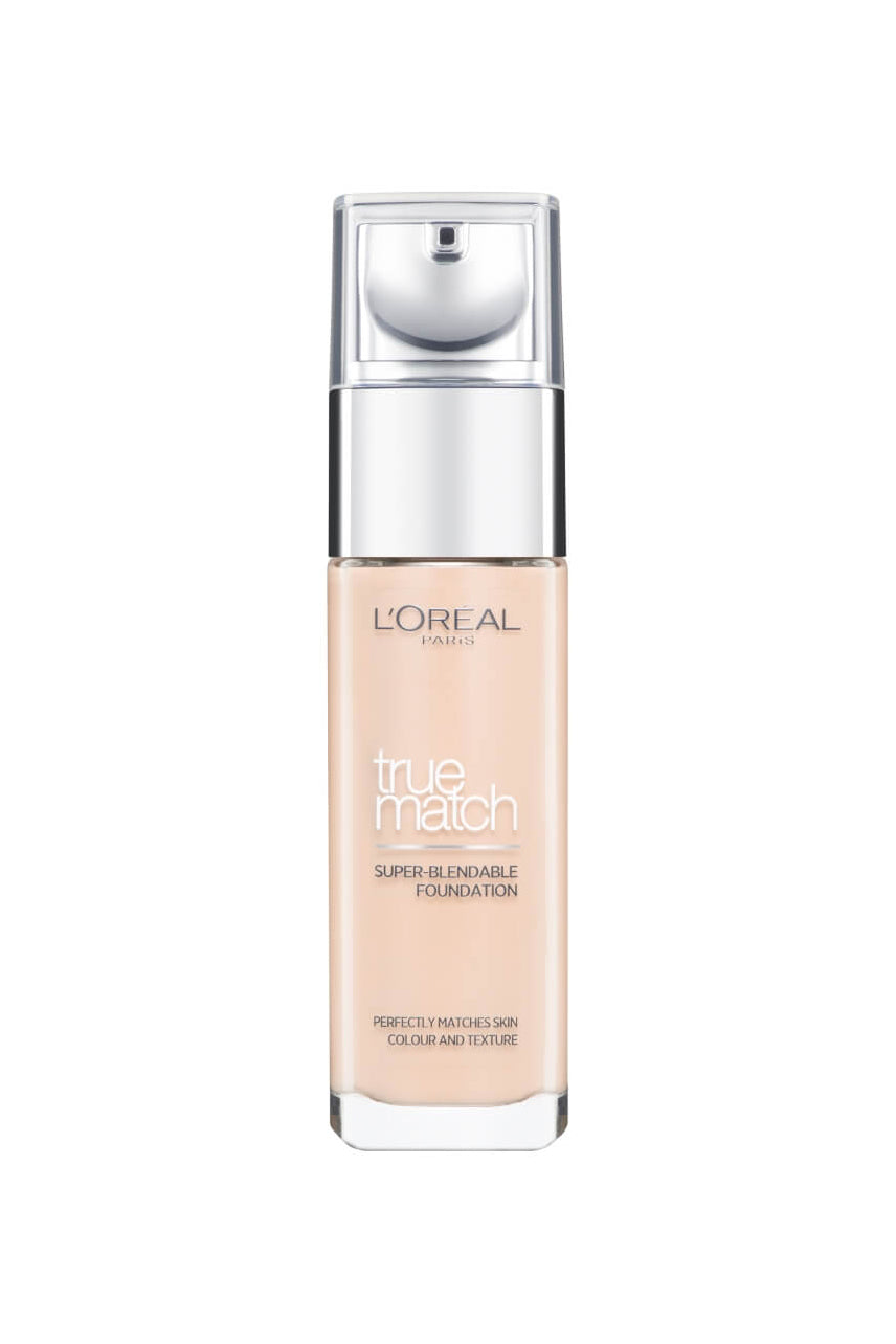 L'Oreal True Match Foundation 2C Rose Vanilla - Life Pharmacy St Lukes