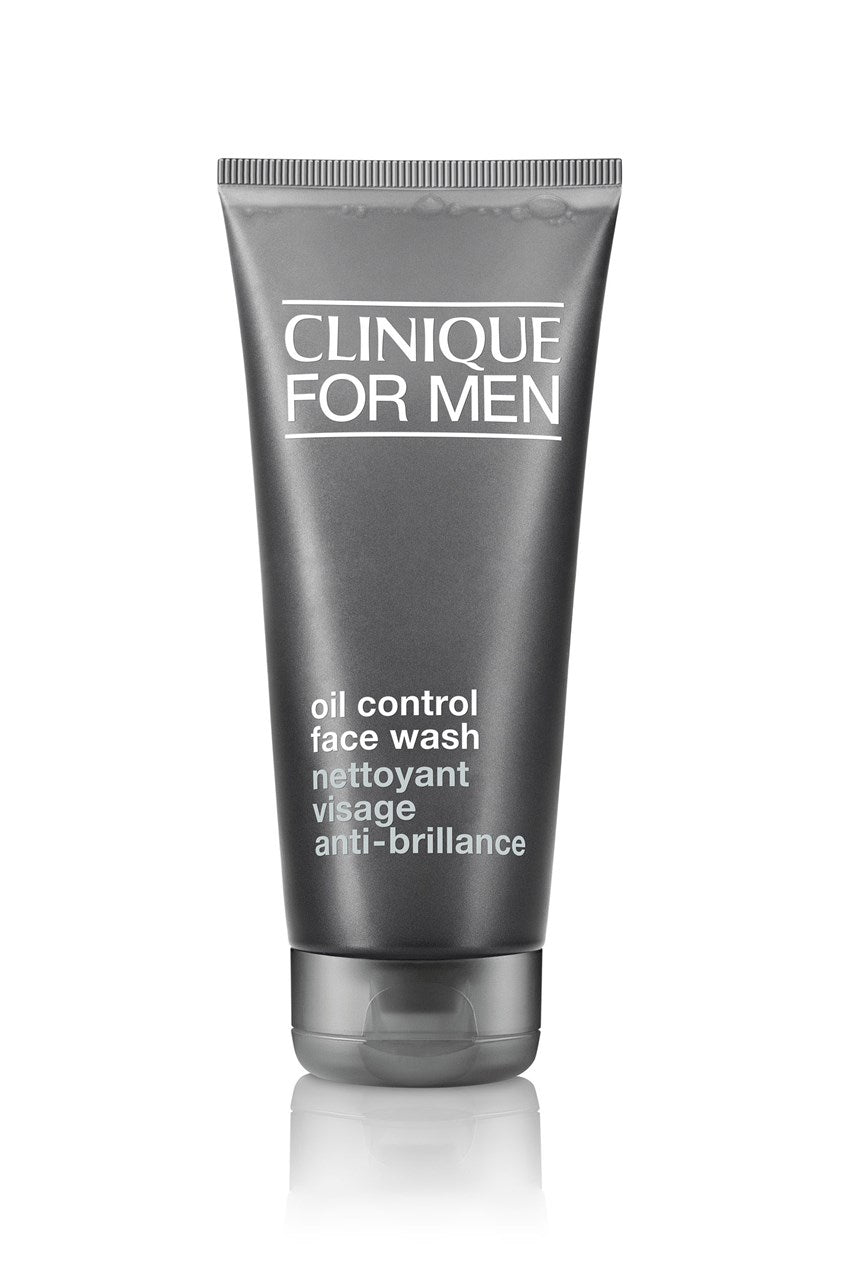 CLINIQUE For Men Oil Control Face Wash 200ml - Life Pharmacy St Lukes