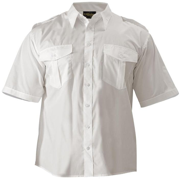 bisley workwear shirt