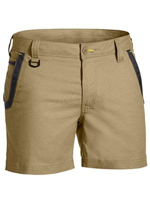 Bisley workwear short shorts