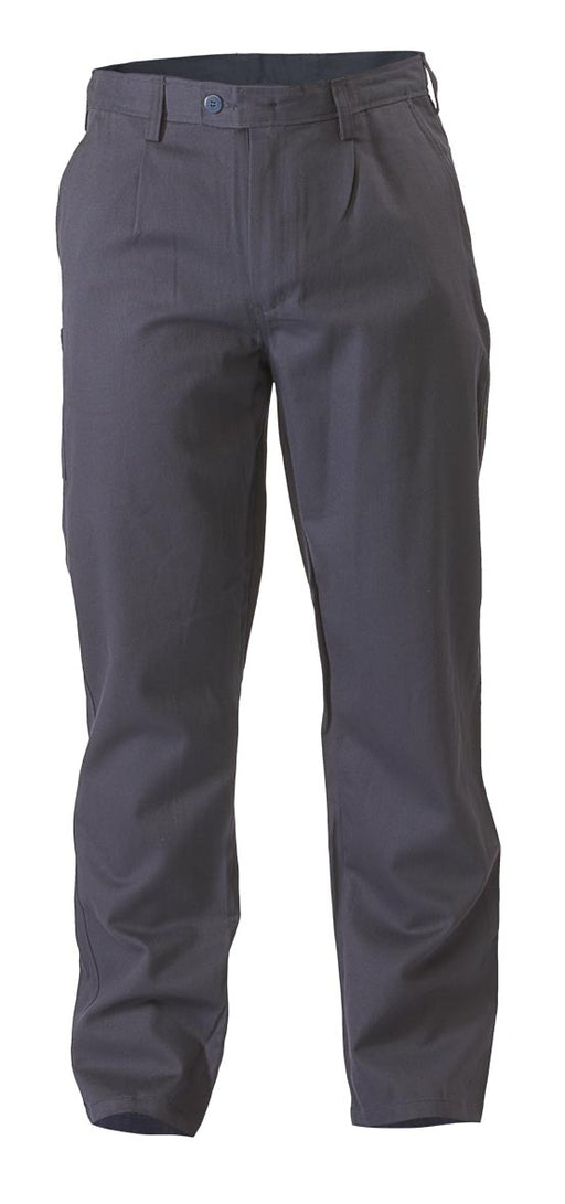 Bisley Bisley Flame Resistant Pants - Navy (BP8010) - Trade Wear