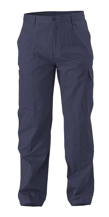 Bisley Bisley Cool Lightweight Utility Pant - Navy (BP6999) - Trade Wear