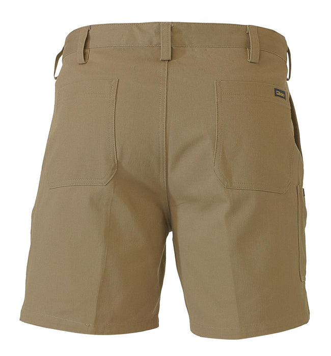 Bisley Work Short - Khaki - Trade Wear