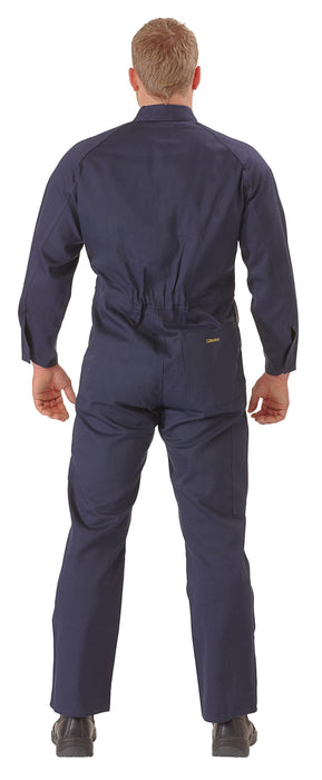 Bisley Coveralls Regular Weight - Navy (BC6007) - Trade Wear