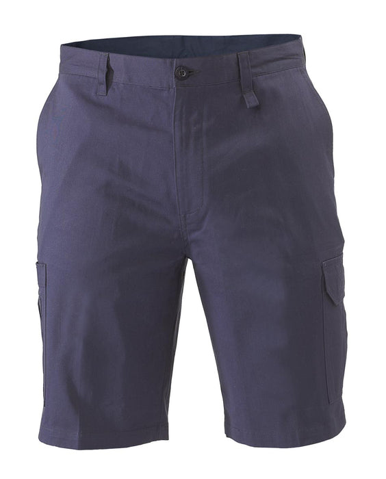 Bisley Bisley Cool Lightweight Utility Short - Navy (BSH1999) - Trade Wear