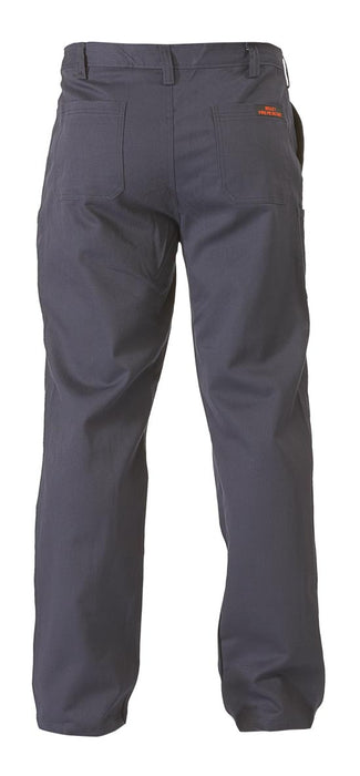 Bisley Flame Resistant Pants - Navy (BP8010) - Trade Wear