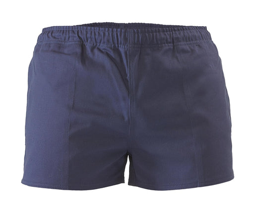 Bisley Bisley Rugby Short - Navy (BSHRB1007) - Trade Wear