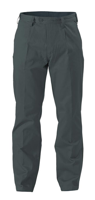 Bisley Original Cotton Drill Work Pant - Bottle (BP6007) - Trade Wear