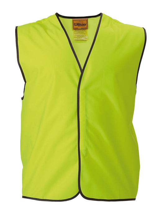 Bisley Hi Vis Vest - Yellow - Trade Wear