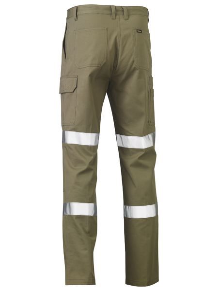 Bisley Bisley 3M Biomotion Double Taped Cool Lightweight Utility Pant (BP6999T) - Trade Wear