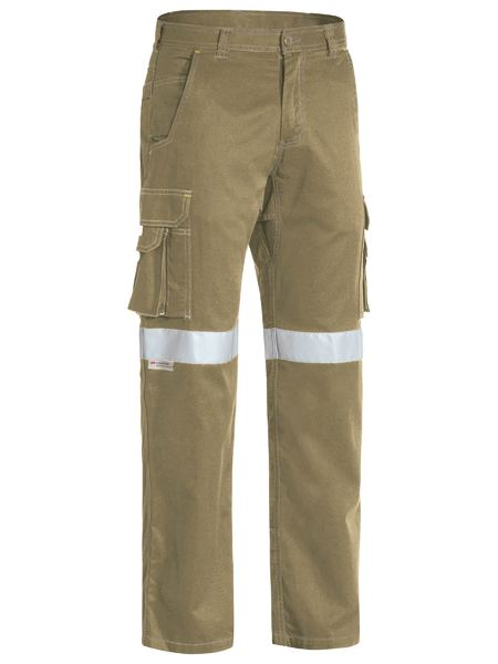 Bisley Bisley 3M Taped Cool Vented Lightweight Cargo Pant (BPC6431T) - Trade Wear