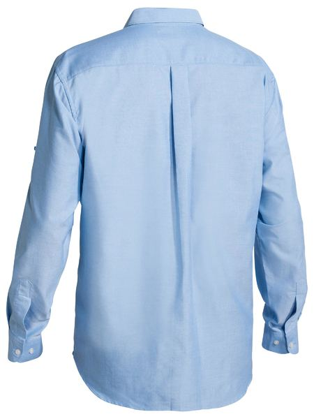 Bisley Bisley Oxford Shirt Long Sleeve (BS6030) - Trade Wear
