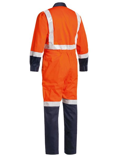 Bisley Bisley TTMC-W Taped Two Tone Lightweight Coverall (BC6029T) - Trade Wear