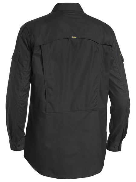 Bisley Mens X Airflow™ Ripstop Work Shirt (BS6414) - Trade Wear