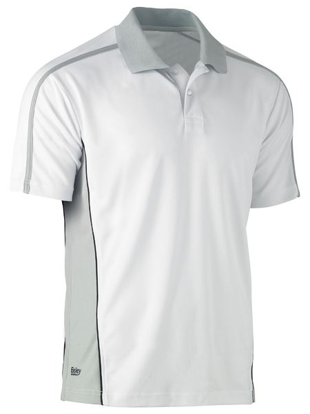 Bisley Bisley Painter's Contrast Polo Shirt - Short Sleeve (BK1423) - Trade Wear