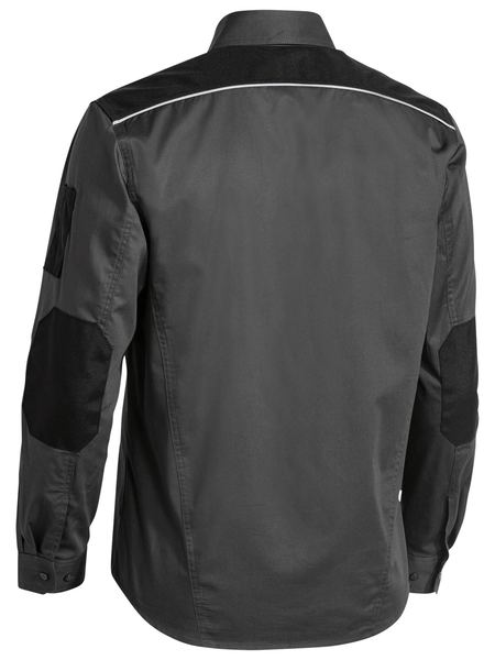 Bisley Bisley Flex & Move™ Mechanical Stretch Shirt Long Sleeve (BS6133) - Trade Wear