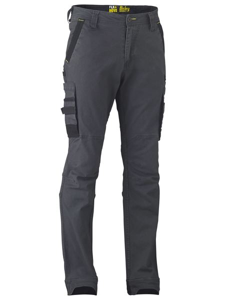 Bisley Flex & Move™ Stretch Cargo Utility Pant (BPC6331) - Trade Wear