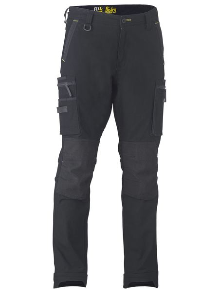 Bisley Flex & Move™ Stretch Utility Zip Cargo Pant (BPC6330) - Trade Wear