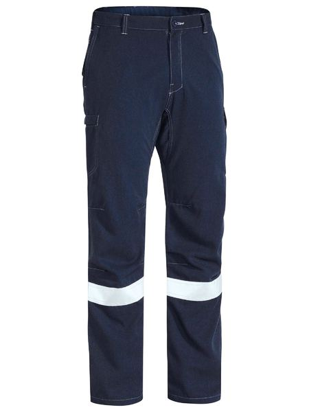Bisley Bisley TenCate Tecasafe Plus FR Taped Engineered Vented Cargo Pant (BPC8092T) - Trade Wear