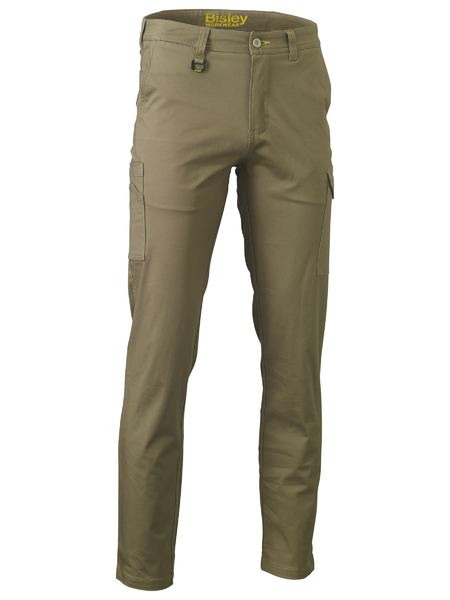 Bisley Bisley Stretch Cotton Drill Cargo Pants (BPC6008) - Trade Wear