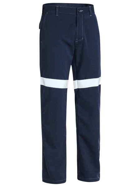 Bisley Bisley TenCate Tecasafe Plus Taped Engineered FR Pant (BP8090T) - Trade Wear