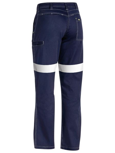 Bisley Bisley Tencate Tecasafe Taped Lightweight FR Pant (BP8190T) - Trade Wear