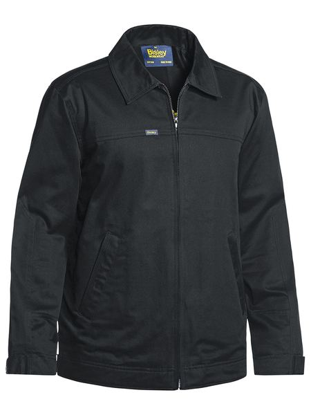 Bisley Bisley Cotton Drill Jacket with Liquid Repellent Finish (BJ6916) - Trade Wear