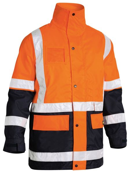 Bisley 5 in 1 Rain Jacket (BK6975) - Trade Wear